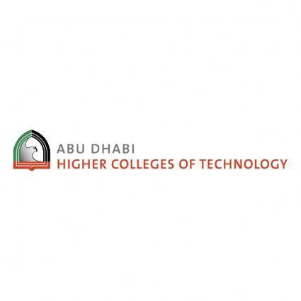 free vector Higher colleges of technology