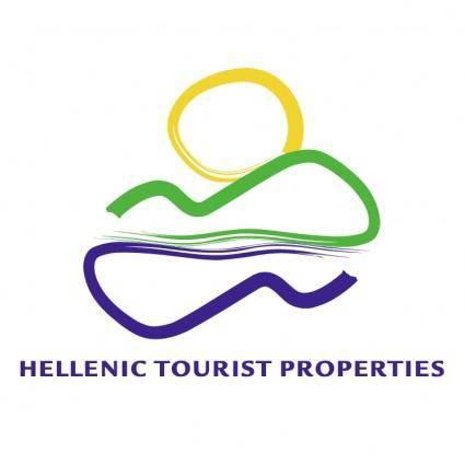 free vector Hellenic tourist properties