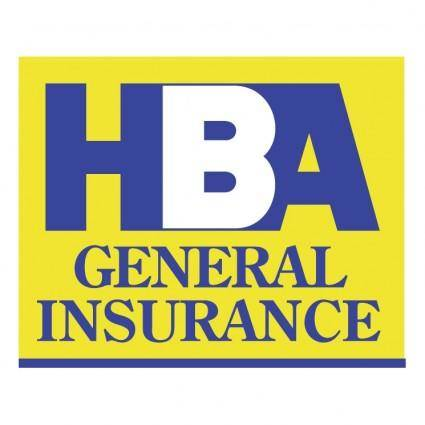 Hba general insurance