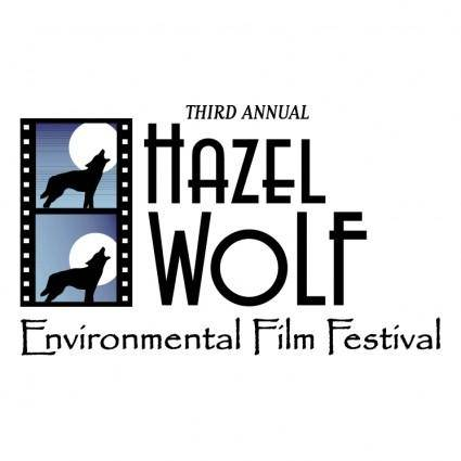 free vector Hazel wolf