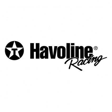 Havoline racing