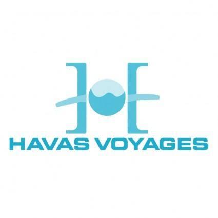 free vector Havas voyages