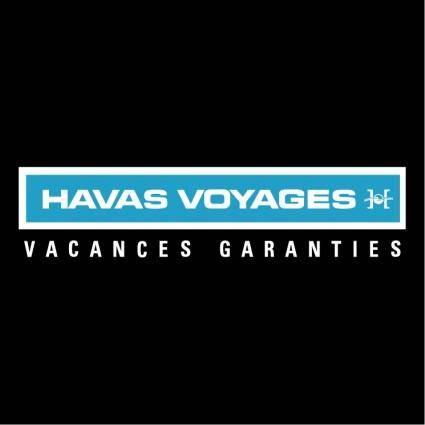 free vector Havas voyages 0