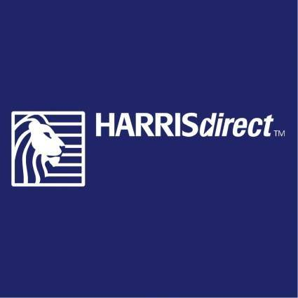 free vector Harris direct