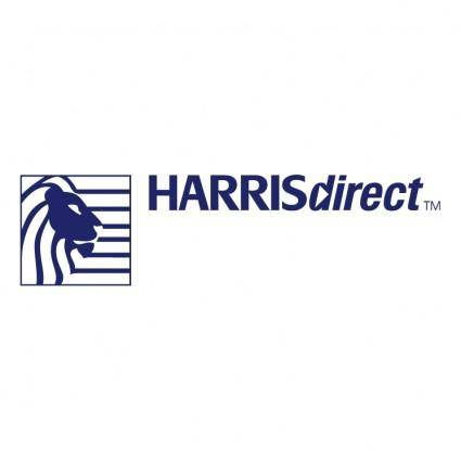 free vector Harris direct 0