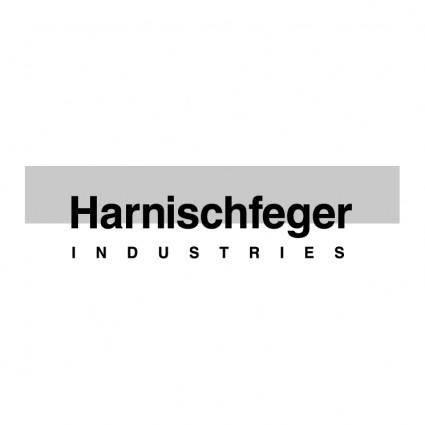 free vector Harnischfeger industries