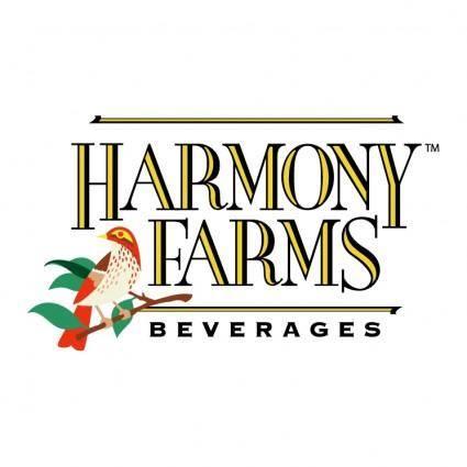 free vector Harmony farms