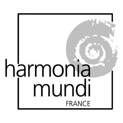 Harmonia mundi france