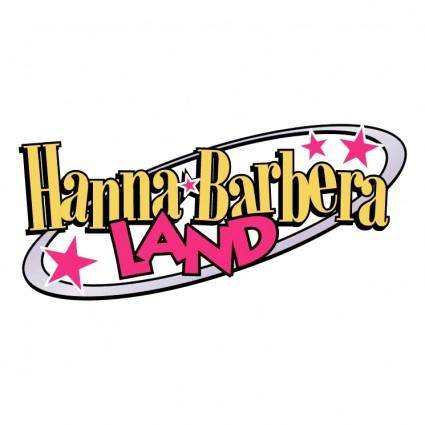 free vector Hanna barbera land