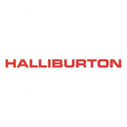 Halliburton 0
