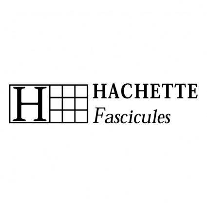 free vector Hachette fascicules