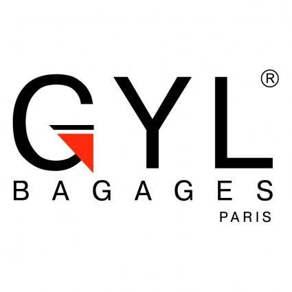 free vector Gyl bagages