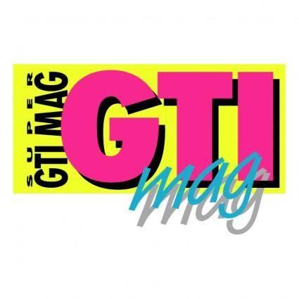 free vector Gti mag
