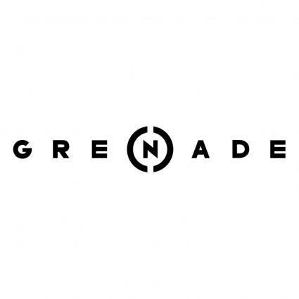 free vector Grenade