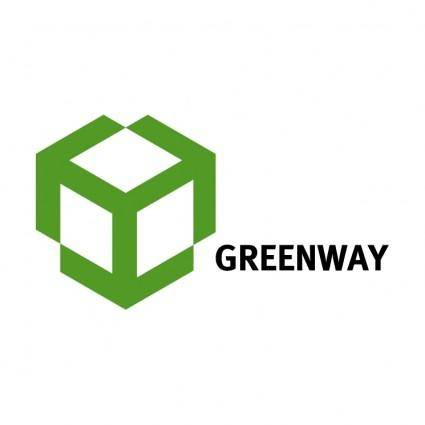 free vector Greenway