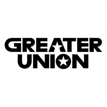free vector Greater union
