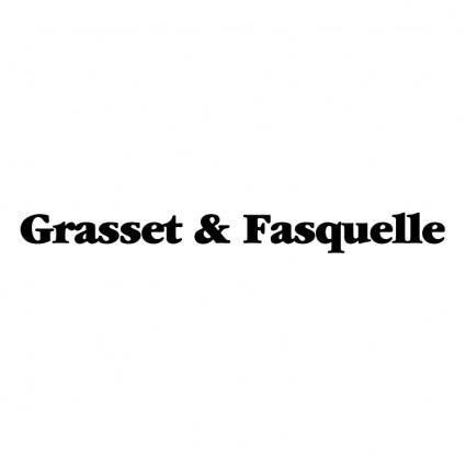 Grasset fasquelle