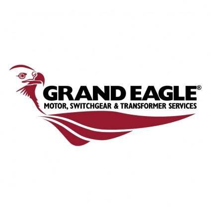 free vector Grand eagle
