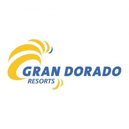 free vector Gran dorado