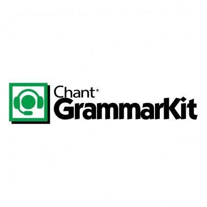 free vector Grammarkit