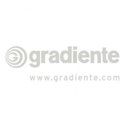 Gradiente 0