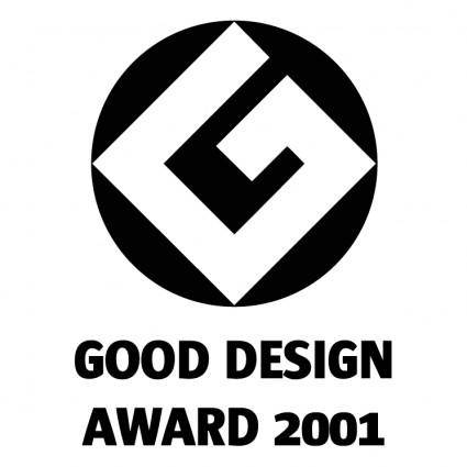 free vector Good design award