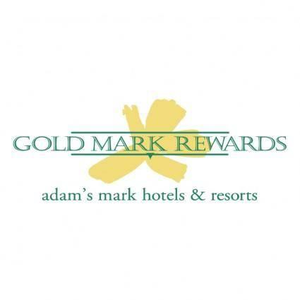free vector Gold mark rewards