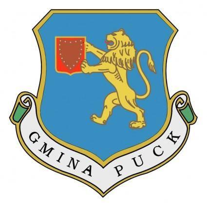free vector Gmina puck