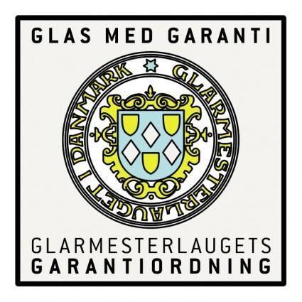 free vector Glas med garanti