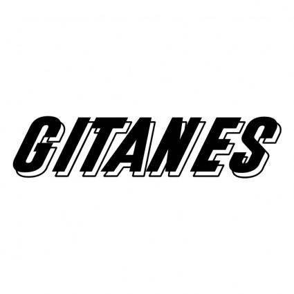 free vector Gitanes