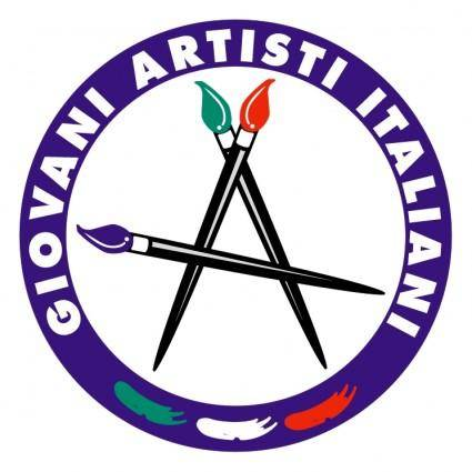 free vector Giovani artisti italiani