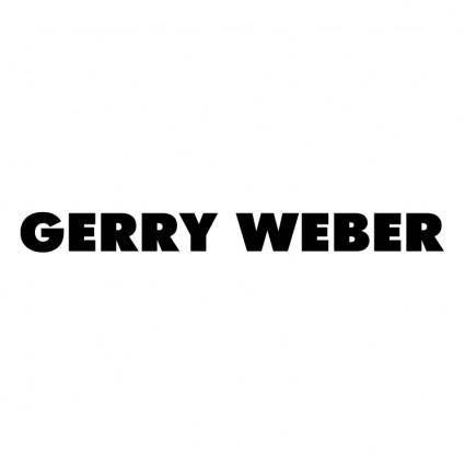 free vector Gerry weber