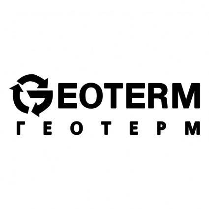 free vector Geoterm
