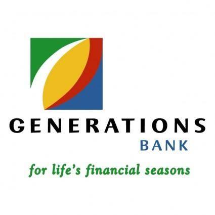 free vector Generations bank
