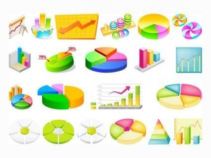 free vector Vector of data analysis