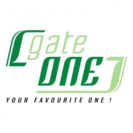 free vector Gate one