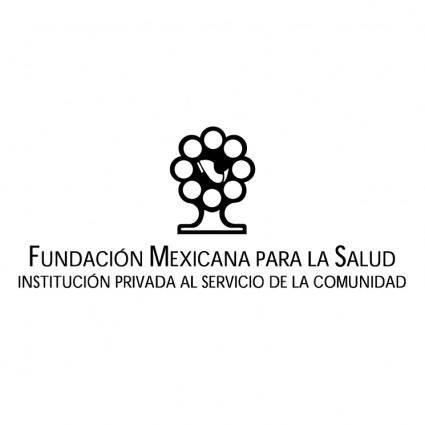 free vector Fundacion mexicana para la salud