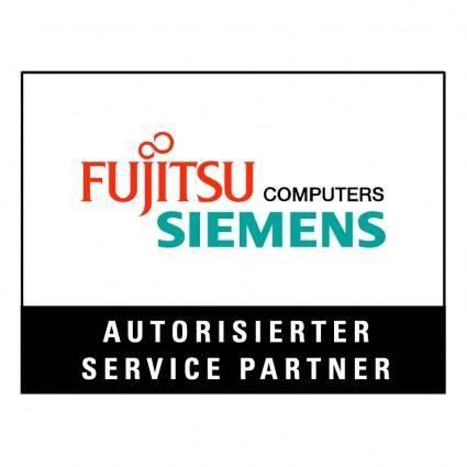 free vector Fujitsu siemens computers 9