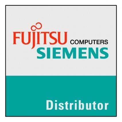 free vector Fujitsu siemens computers 7
