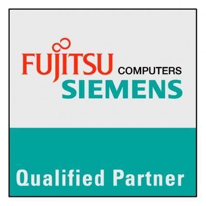 free vector Fujitsu siemens computers 4