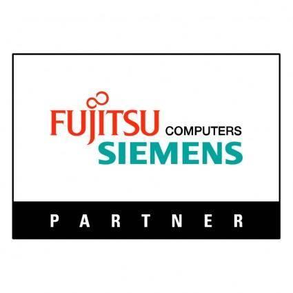 free vector Fujitsu siemens computers 11