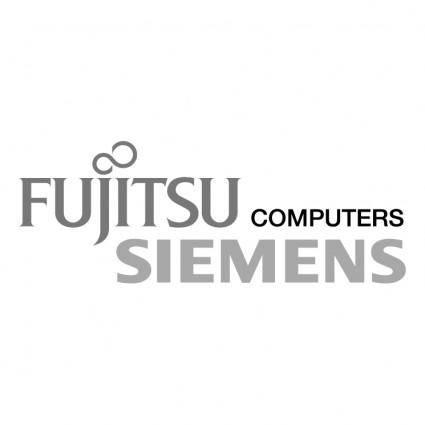 free vector Fujitsu siemens computers 0