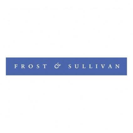 free vector Frost sullivan