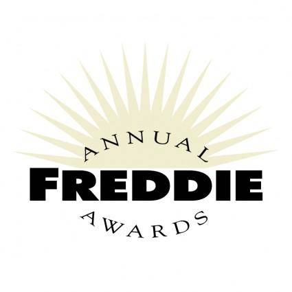 free vector Freddie awards 0