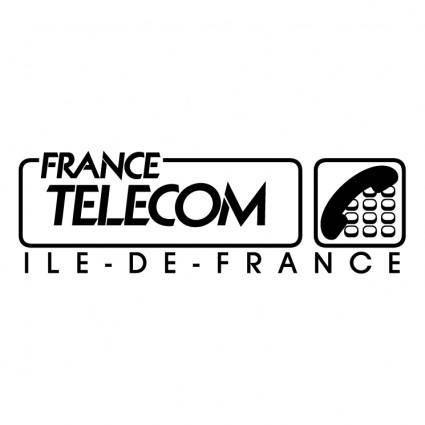 free vector France telecom 3