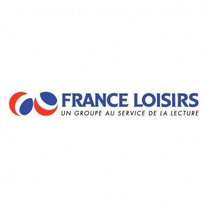 free vector France loisirs 0