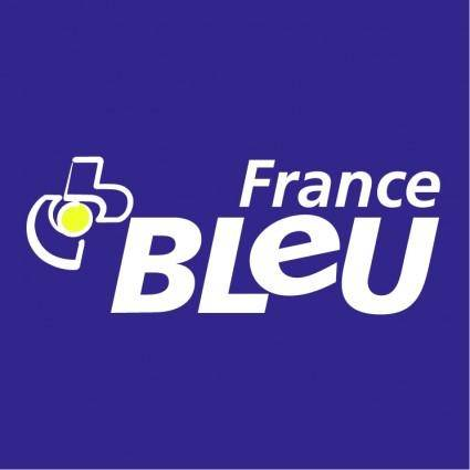 free vector France bleue