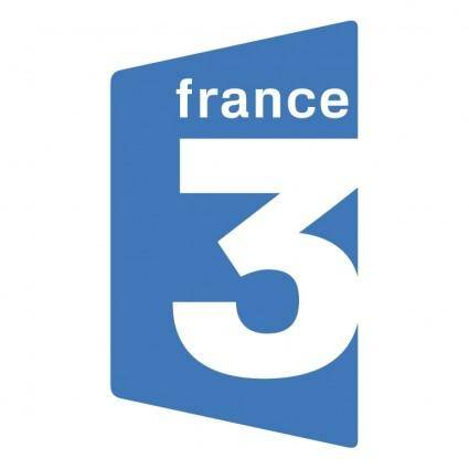 free vector France 3 tv 0