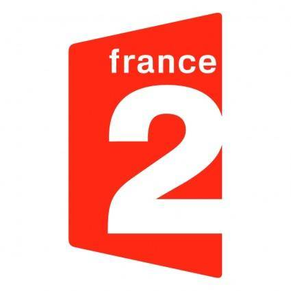 free vector France 2 tv 0