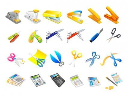 Fine stationery vector